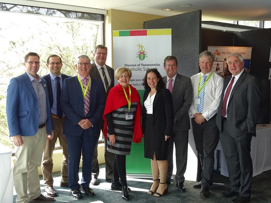 Toowoomba Diocese hosts QCPPA for the first time | News